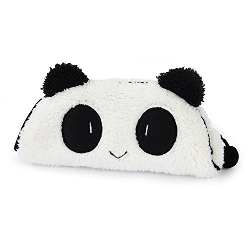 bouti1583 Super Cute Panda Anime Pencil Case Pen Pocket Bag Soft Gift for Girls Women - Panda Pencil
