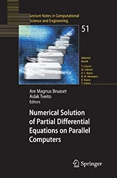 Numerical Methods for Partial Di erential Equations