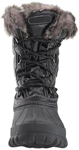 Skechers Black Windom Noir Femme Bottes RHZrqR
