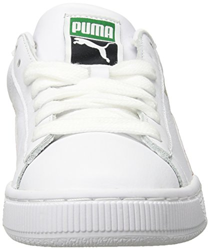 flame Basket White LFS PUMA Classic Scarlet Mens Puma xgqY4Fzvw
