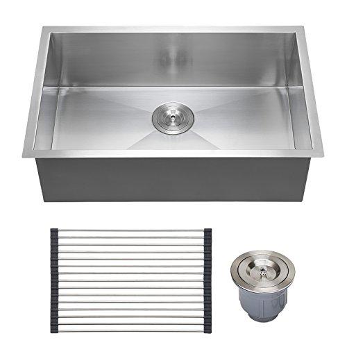 - Voilamart Stainless Steel Kitchen Sink 28