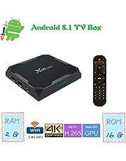 Serie en X96 TV Box