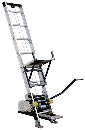 TranzSporter TP250 - 250lb. 28ft. Ladder Hoist - Lifan Motor by Tranzsporter