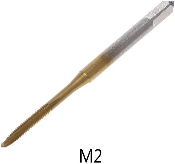 M m/étrico, con rosca recta, M2//M2,5//M3,5//M4//M5//M6 HSS Macho de roscar y terraja PINH