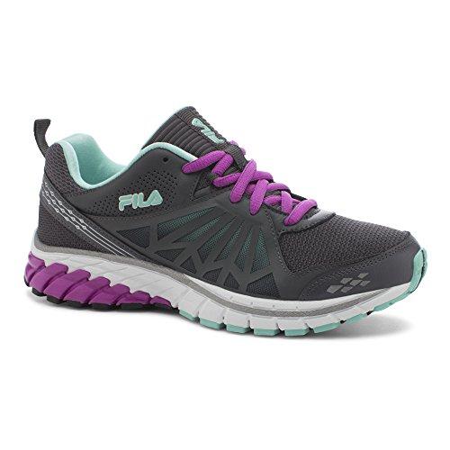 Fila Womens Steelstrike Energized Running Sneakers Cslrk/Prpct/Ck Cy0GICB