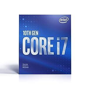 Intel Core i7-10700F (Frecuencia Base: 2,90 GHz; Socket: LGA1200