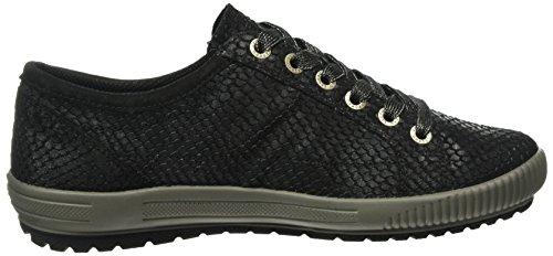 Legero Tanaro - Zapatillas Mujer Negro - negro (negro KOMBI 02)