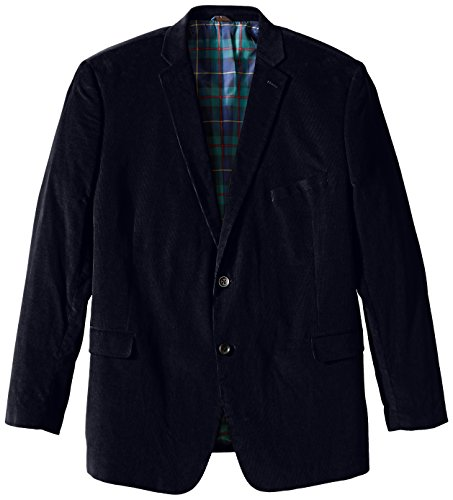 U.S. Polo Assn. Men's Big-Tall Big and Tall Cotton Corduroy Sport Coat, Navy, 56 Long by U.S. Polo Assn.