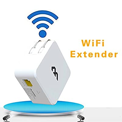 MSRM US350 300Mbps Wireless-N USB Wall Charger WiFi Range Extender, WiFi Repeater with Micro USB Port Support Repeater AP Mode