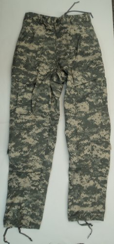 Acu Digital Camo Short (American Apparel ACU Digital Camo Pants, Size Small Long)