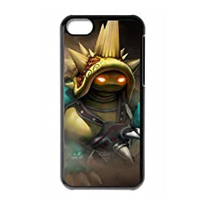 iPhone 5C Phone Case Black Rammus league of legends WE1TY687749