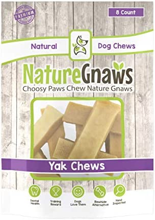 Nature Gnaws Himalayan Chews Small