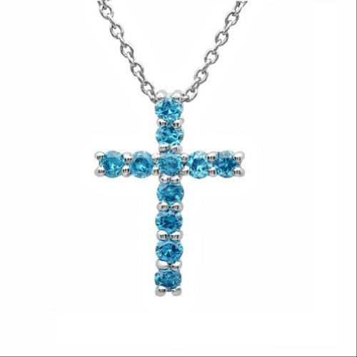 sterling-silver-cross-pendant-neckalce-made-with-blue-swarovski-crystals