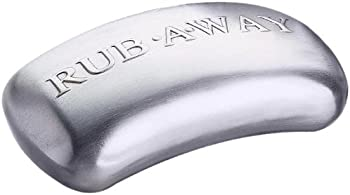 Amco Rub-a-Way Stainless Steel Odor Absorber Bar