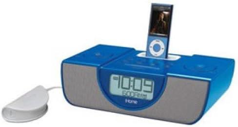 SDI TECHNOLOGIES IH-iP43LV FM Stereo Dual Alarm Clock Radio
