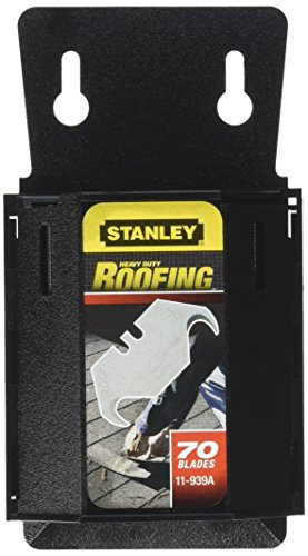 Stanley 11-939A Roofing Utility Blades, 70-Pack