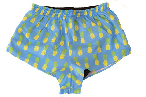 Running Split Shorts (Pineapple, Medium) (Short Split Running Shorts compare prices)