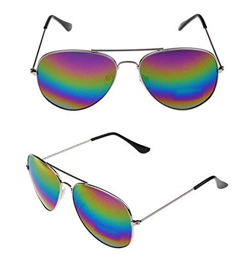 Rdfmy Classic Aviator Sunglasses Eyeglasses
