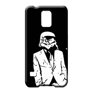 samsung galaxy s5 Strong Protect High-definition For phone Cases cell phone carrying cases just chillin stormtrooper