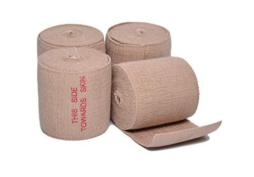 - Deluxe Elastic Bandages, Self Closure, Latex-Free- ASP Medical (6