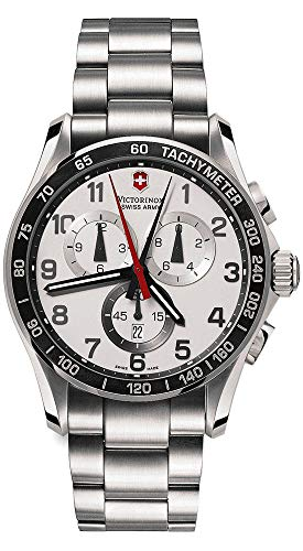 - Victorinox Swiss Army Men's 241213 Chrono Classic XLS Watch
