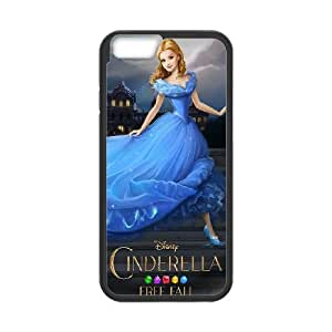 Cinderella iPhone 6 4.7 Inch Cell Phone Case Black LMS3837176