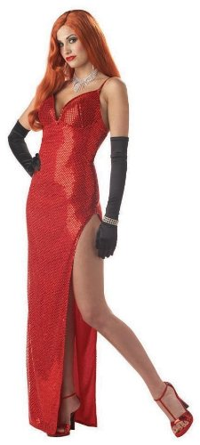 Adult Silver Screen Sinsation Costume (Sz:SM -