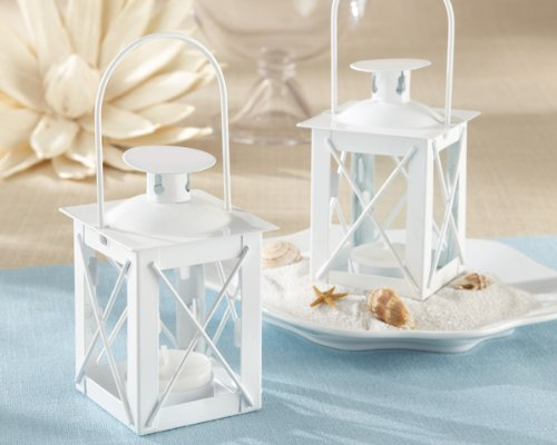 50 White Luminous Mini-Lanterns