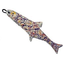 Yeowww! Catnip Pollock Fish Most Potent Catnip Cat Toy