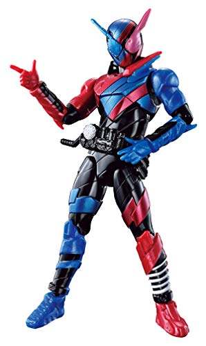 Bandai Kamen Rider Build RKF Legend Rider Series Kamen Rider Build Rabbit Tank Form Action Figure