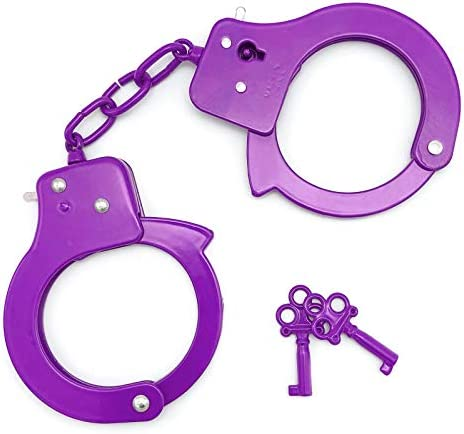 chengbaobaby Set Nurse Handcuffs Shackles Blindfold Iron Chain ...