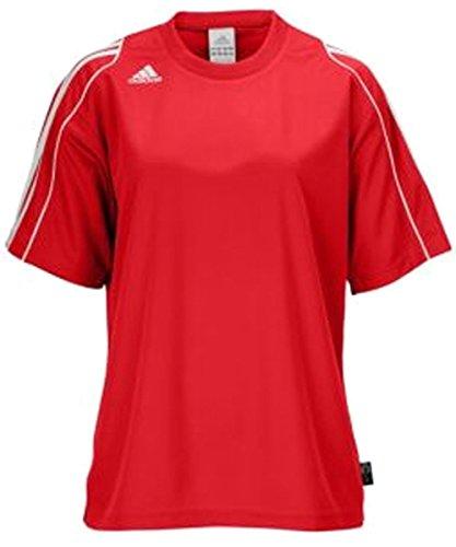 Adidas Women's Squadra Ii Short-Sleeve Jersey Top, Univer...
