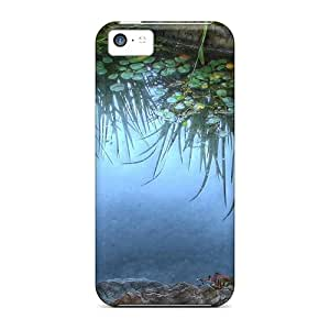 [pPpBY6008DJYwb] - New Beautiful Natural Pool Hdr Protective Iphone 5c Classic Hardshell Case