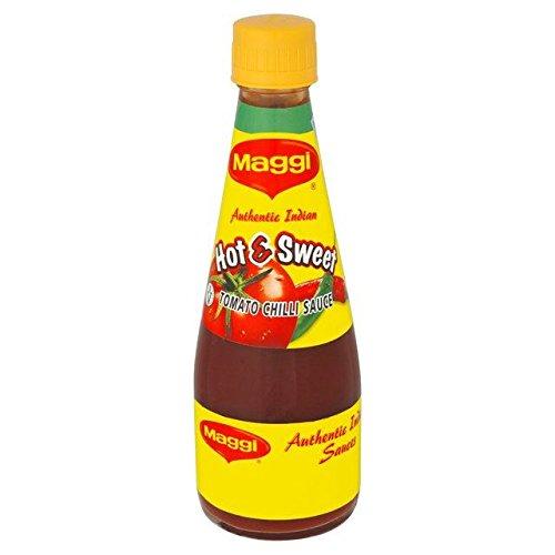 - Maggi Hot & Sweet Sauce - 400g