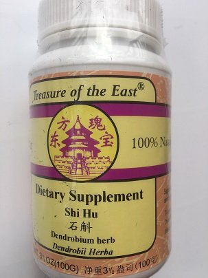 Dendrobium Herb Shi Hu Concentrated Granules 100g by Baicao
