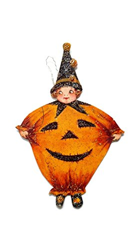 Recycled Costumes For Boys (Halloween Ornament Decoration Costume Pumpkin Boy)