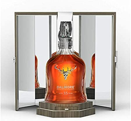 The Dalmore The Dalmore 35 Years Old Highland Single Malt Scotch Whisky 40% Vol. 0,7L In Holzkiste - 700 ml