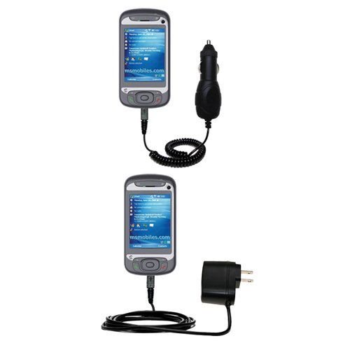 Essential Gomadic AC /DC Charge Accessory Bundle for the i-Mate JasJam. Kit includes the Gomadic Home and Car Chargers at a Money Saving Price. Based on TipExchange Technology