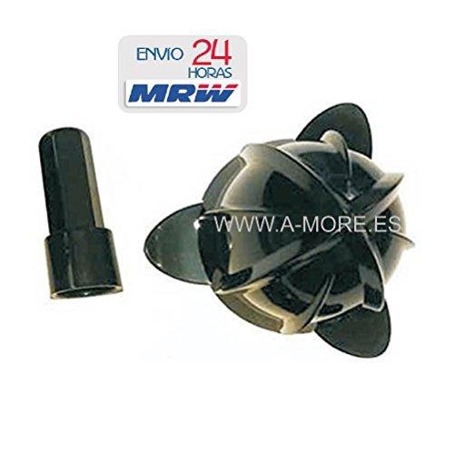 bar Cono + Eje Repuesto exprimidor Domoclip DOD125R, SOGO SS-5255, Prixton PRX-EXP-Mini, Prixton Mini, Beper 90.425, Beper 90.426, Spide Margarita, ...