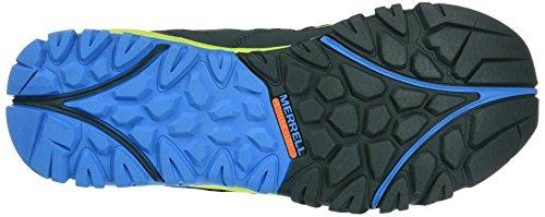 Merrell pour Homme Sports Surge Chaussures Vert Citron Tetrex Aquatiques Vert Crest rqqPZf