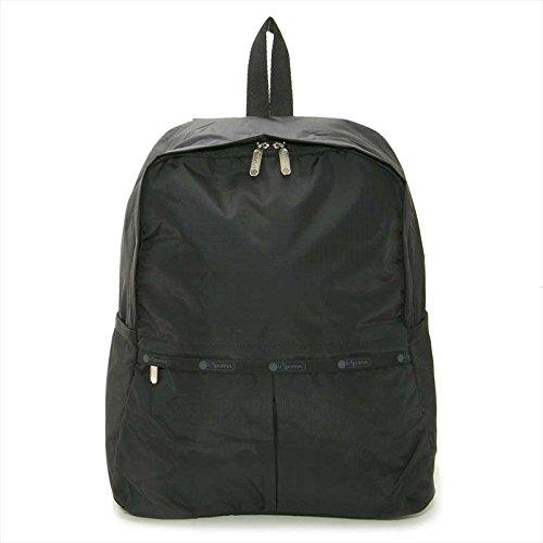 Lesportsac バックパック NOHO BACKPACK 2433 レディース 5982 BLACK ブラック レスポートサック [並行輸入品]   B07FQV77DS