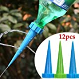 12Pcs Garden Watering Drip Controller Potted Plant Flowerpot Automatic Irrigation Kits^.