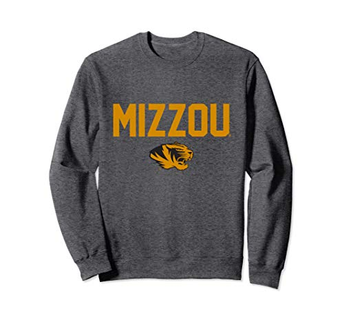 (Missouri Tigers Mizzou Tigers NCAA Women's Sweatshirt 14MO-2)