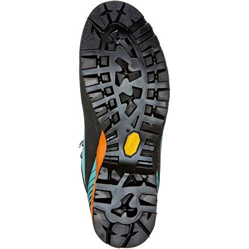 Scarpa Damen Alpine Bergschuhe ceramic-black