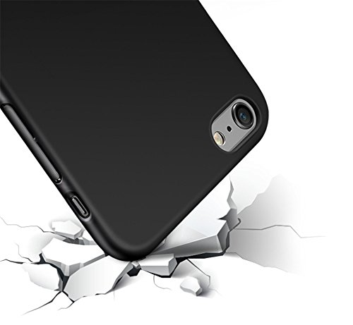 Funda iPhone 6 Plus 6s Plus,Wouier® con Bumper Carcasa pulgadas 360° Protective Case Anti-rasguños Estuche PC ultrafina Slim Protectora Caso de la Cubierta para iPhone 6 Plus 6s Plus Plata