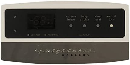 ForeverPRO 297216004 Control Temperature for Frigidaire Freezer 216788100 216715100 216715700 2997770