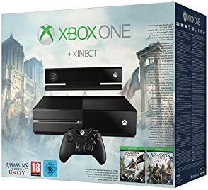 Microsoft Xbox One Kinect + Assassins Creed: Unity ...