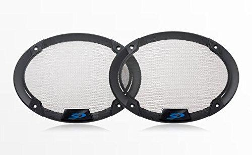 Alpine 6x9'' Type-S Speaker Grills by Alpine