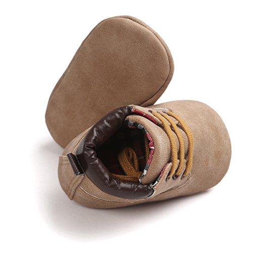 73d30c2b32b ... Zapatos de bebé Auxma Bebé niña niño zapatos