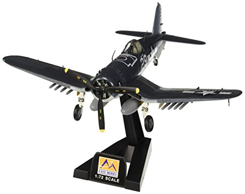 1:72 F4u-1a Corsair Vf-17 Jet Flown By Lt. Ike Kepford 1944
